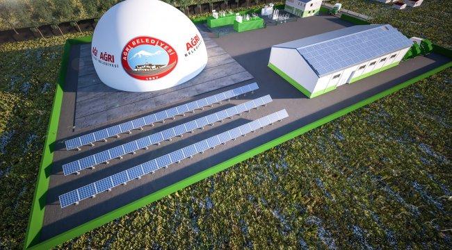Ağrı'da 10 bin 400 evin elektriği çöpten üretilecek
