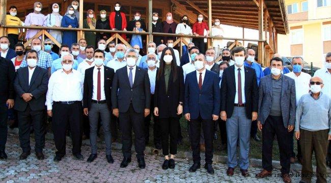 """AK Parti'li Karaaslan: """"AK Parti ne kadar güçlenirse Türkiye de o kadar güçlenecek"""""""