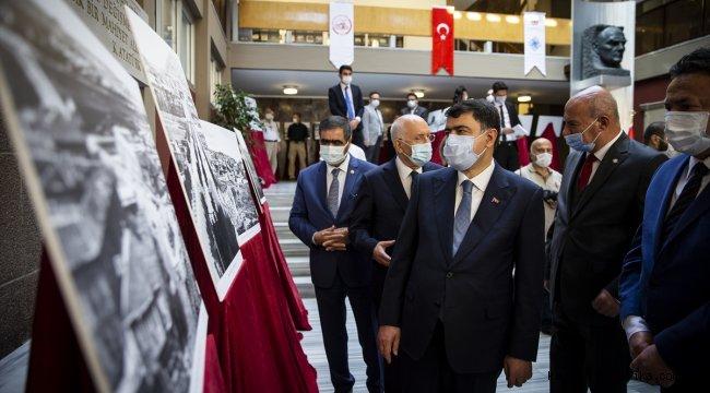 Ankara'nın başkent oluşunun 97. yılı Türk Tarih Kurumunda özel programla kutlandı