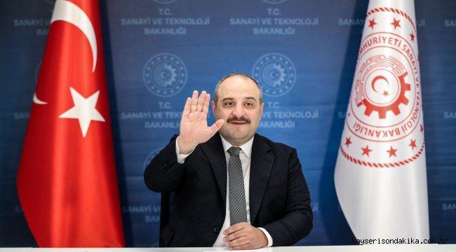 Bakan Varank, Türk-Macar Yapay Zeka ve Yüksek Teknoloji Konferansı'nda konuştu: