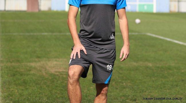 """Çaykur Rizesporlu Jovancic: """"Türk liginin zor ve kaliteli olduğunu biliyorum"""""""