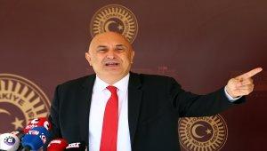 CHP Grup Başkanvekili Özkoç'tan 2021 yılı bütçesi eleştirisi