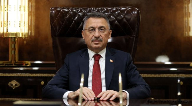 Cumhurbaşkanı Yardımcısı Oktay, Ortak Paylaşım Forumu'nda konuştu: