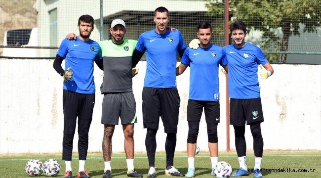 Denizlispor, Gençlerbirliği maçının hazırlıklarına devam etti
