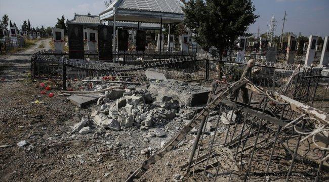 Ermenistan, Terter'de defin sırasında sivillere saldırdı: 3 ölü, 3 yaralı