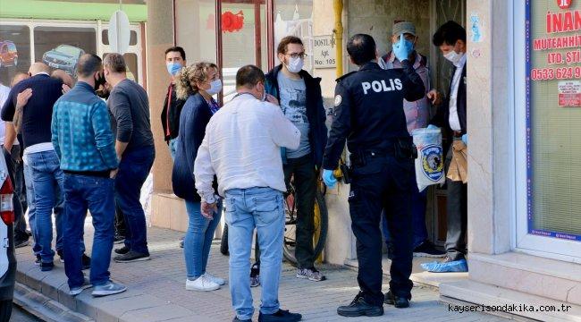Eskişehir'de bir kişi evinde ölü bulundu
