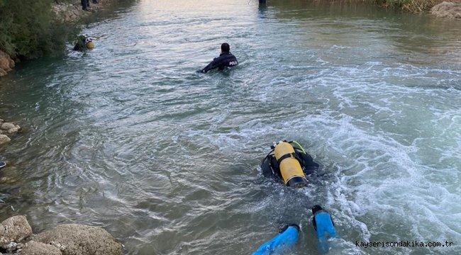 Eskişehir'de nehre düşen 13 yaşındaki çocuk boğuldu