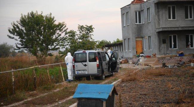 Eskişehir'de park halindeki aracın sürücüsü ölü bulundu