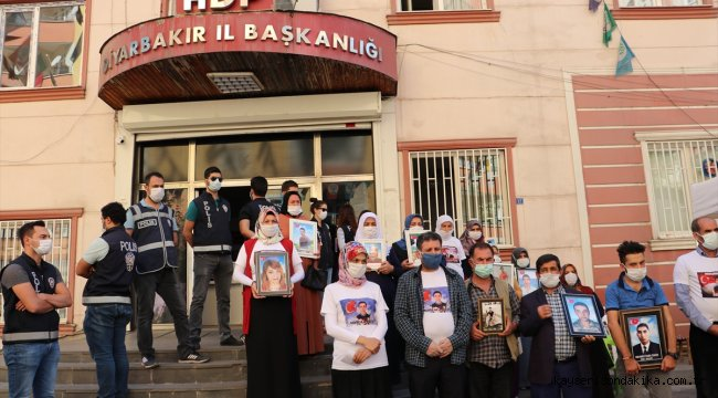 Evlat nöbeti tutan Ayşegül Biçer'den HDP ile terör örgütü PKK'ya tepki
