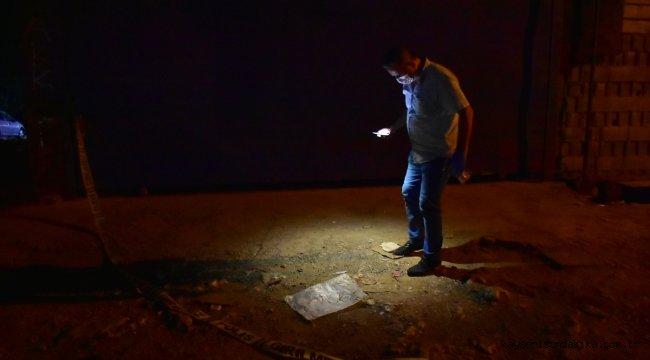 Gaziantep'te bir kişiyi tabancayla öldüren saldırganlar aranıyor