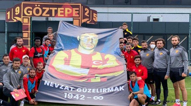 Göztepe, Fenerbahçe maçının hazırlıklarına devam etti