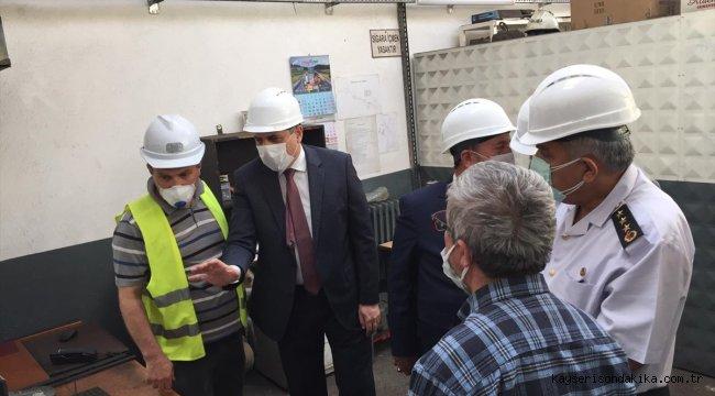 GÜNCELLEME 2 - Çorum'da kömür madeninde patlama: 1 ölü, 3 yaralı