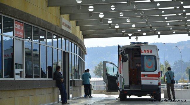 GÜNCELLEME - Çorum'da kömür madeninde patlama: 1 ölü, 3 yaralı
