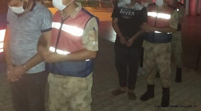 Hatay'da evden hırsızlık girişimine 3 tutuklama