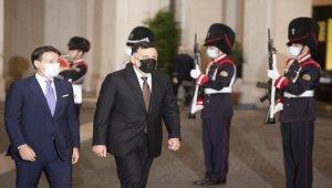İtalya Başbakanı Conte ile Libya Başbakanı Serrac Roma'da görüştü