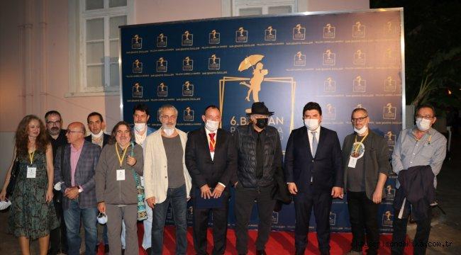İzmir'de 6. Balkan Panorama Film Festivali başladı