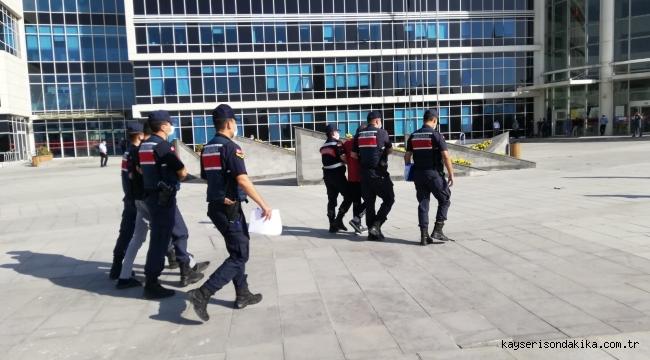 Kayseri Son Dakika Asayiş Haberi: 6 evden hırsızlık yapan 2 zanlı yakalandı