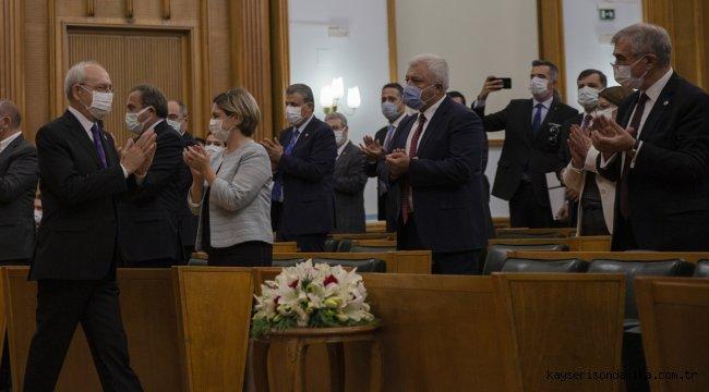 Kılıçdaroğlu, CHP TBMM Grup Toplantısı'nda konuştu: (2)