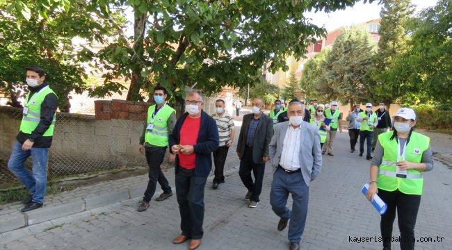 Kırklareli'nde koronavirüsle mücadelede yeni aşamaya geçildi