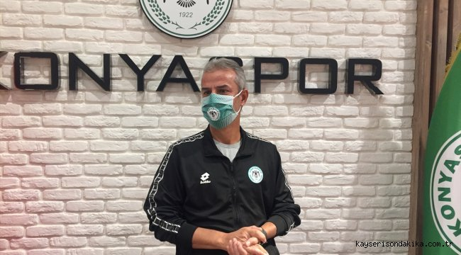 Konyaspor ligi ilk 10 içinde bitirmeyi hedefliyor