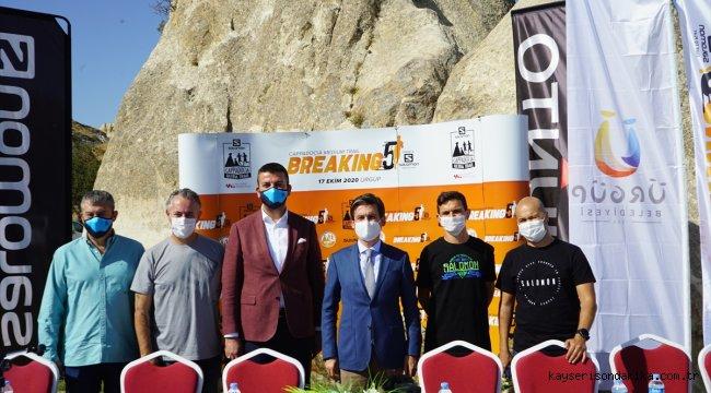 Koşucu Mehmet Soytürk, Kapadokya'da parkur rekoru denemesi yapacak