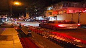 Manisa'da Türk bayrağının yola serilmesine soruşturma