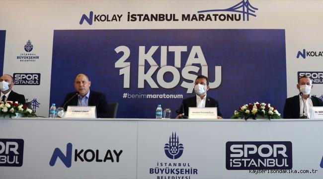 N Kolay 42. İstanbul Maratonu'na doğru