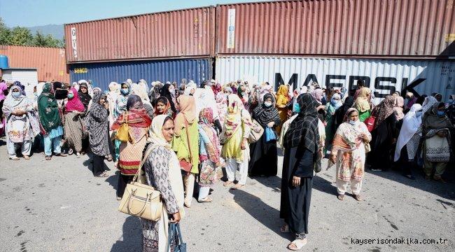 """Pakistan'da kamu çalışanlarının """"hayat pahalılığı"""" protestosu sürüyor"""