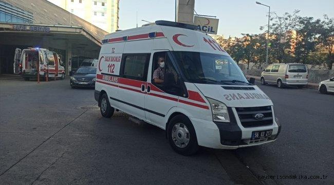 Siirt'te patoz makinesinin altında kalan genç kız hayatını kaybetti