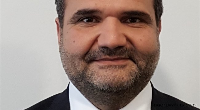 TÇMB'nin yeni üst yöneticisi Volkan Bozay oldu