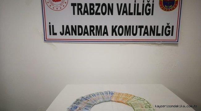 Trabzon'da uyuşturucu operasyonunda 2 kişi gözaltına alındı
