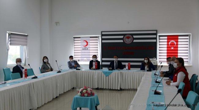 Türk Kızılayın kan stoklarını artırmak için Edirne'den bağış atağı