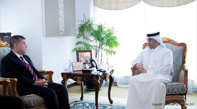 Türkiye ile Katar insan hakları alanında iş birliğini görüştü