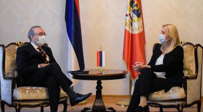 Türkiye'nin Banja Luka'daki başkonsolosluğu yeni projelere katkı sağlayacak