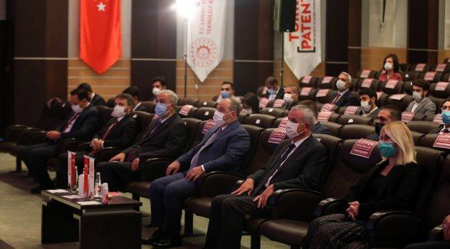 "Türkiye patentte ""devler ligi""nde"