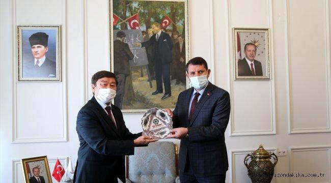 TÜRKSOY Genel Sekreteri Kaseinov'dan Azerbaycan'a destek mesajı: