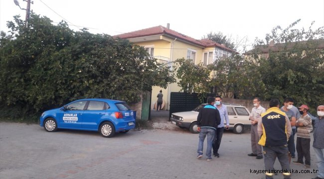 Zonguldak'ta hasmının vurduğu köylü öldü