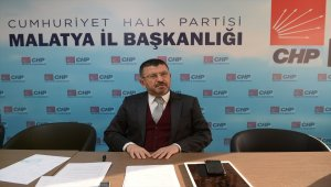 CHP'li Ağbaba Malatya'da bakkallar ve tekel bayisi esnafıyla bir araya geldi: