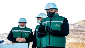 Bakan Pakdemirli, Diyarbakır'daki baraj açılışları ve dolgu tamamlama töreninde konuştu: