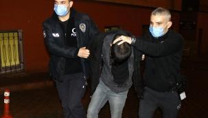 Kayseri'de akaryakıt istasyonundan hırsızlık - Güncelleme