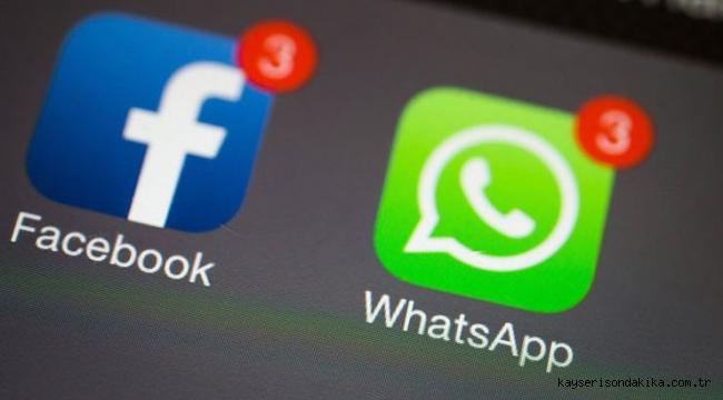 Son dakika haber: Rekabet Kurulu Facebook ve WhatsApp hakkında resen soruşturma başlattı