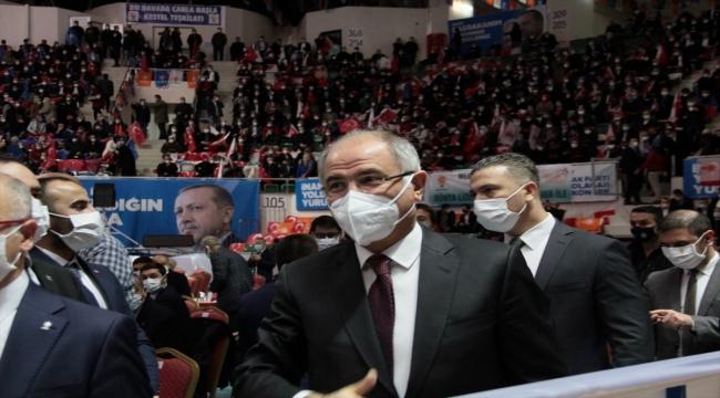 AK Parti İzmir Milletvekili Binali Yıldırım, partisinin Bursa 7. Olağan İl Kongresi'nde konuştu: