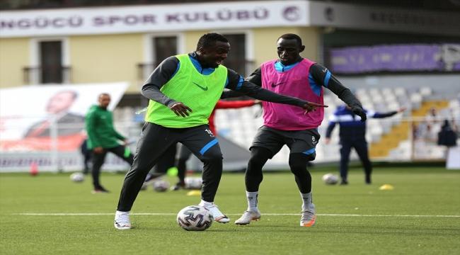 Ankara Keçiörengücü, Adanaspor maçı hazırlıklarına başladı