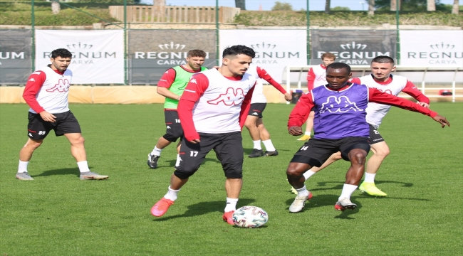 Antalyaspor, Beşiktaş maçına hazır