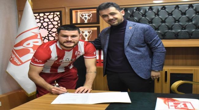Balıkesirspor, Arb Manaj'ı transfer etti