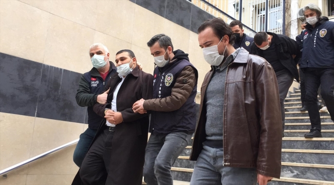 Başakşehir'de 4 yıl önce işlenen cinayete ilişkin 6 şüpheli gözaltına alındı