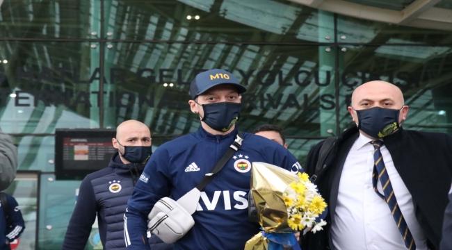 Fenerbahçe kafilesi, Hatay'da