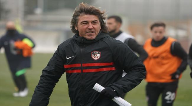 Gaziantep, Fatih Karagümrük maçı hazırlıklarını sürdürdü