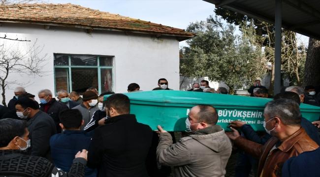 GÜNCELLEME 2 - Manisa'da 3'ü başlarından vurularak öldürülmüş 4 gencin cesetlerinin bulunduğu alanda yeni inceleme yapıldı