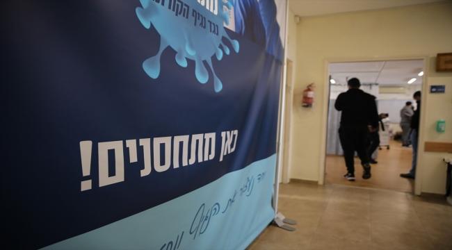 İsrail'de aşılama ve karantinaya rağmen Kovid-19 salgınında vaka sayısı yüksek seyrediyor